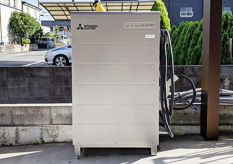「V2H」が家庭と電気自動車の電気を相互変換